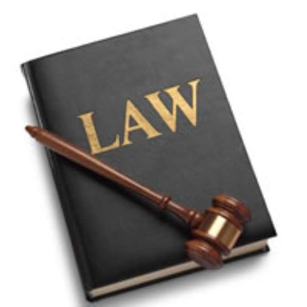 Lancaster University Ghana Law Students' Journal ....Volume 2,   March 2018  Article 6