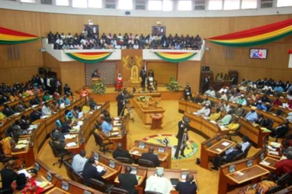 MPs To Desert Parliament This Week