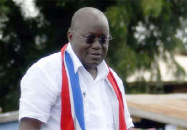 Do We Know Why Nana Akufo Addo Got 47.74% Votes In 2012?