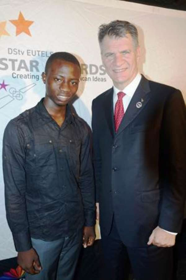 DSTV, Eutelsat Awards: Winner Scoops Top Prize For Pan-African Student Competition