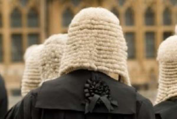 Report Corrupt Judges and Policemen for Ghana to Prosper - I HaveTaken the Initiative