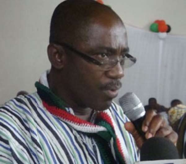 Ashanti NDC Chairman calls for calm and tolerance
