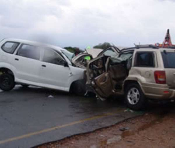 The Carnage On Our Roads, A Curse Or Due To Indiscipline/Recklessness?