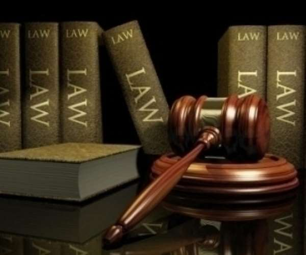 Rule of Law Is A Slogan?