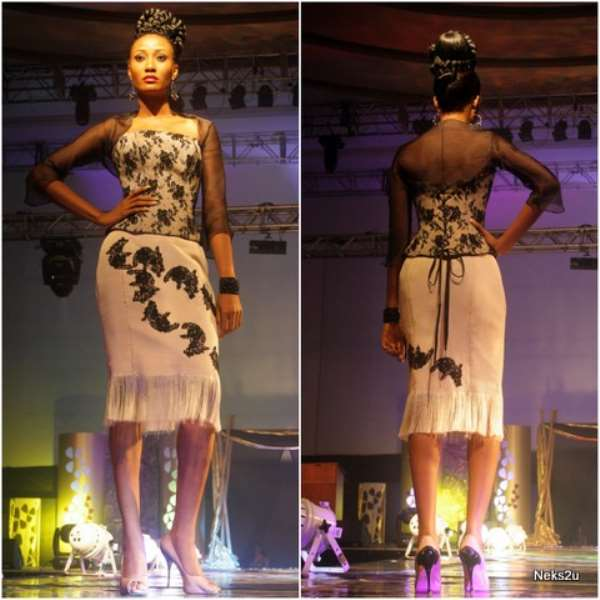 Kosibah Dazzles at FLARE, The Oaken Event