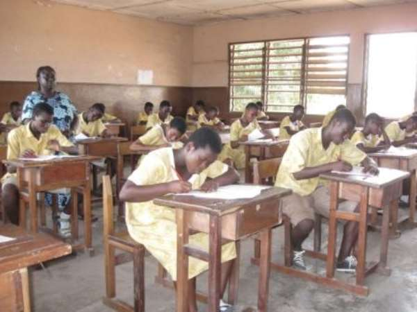 World Teachers Day Marked With Games In Takoradi