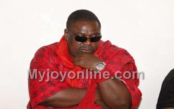 Atta Mills Needs Company At Asomdwee Park