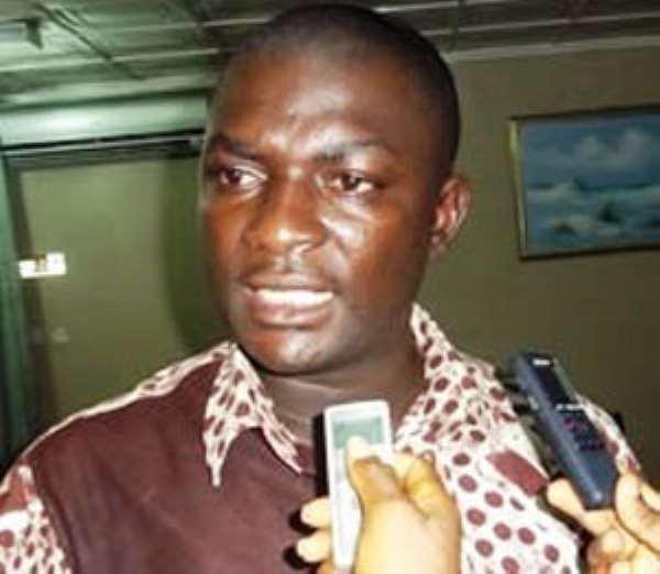 Davis Opoku Ansah of AFAG