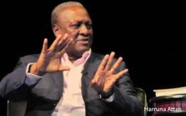 Re: Gov't Security Agencies Must Guarantee Safety of Journalists - John Mahama