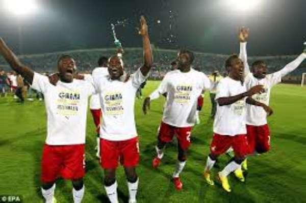 Ghana Makes Third Successive WC Appearance