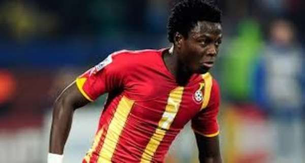 2014 World Cup: Ghana defender Inkoom rubbishes WAGs debate, insists Black Stars mean business in Brazil