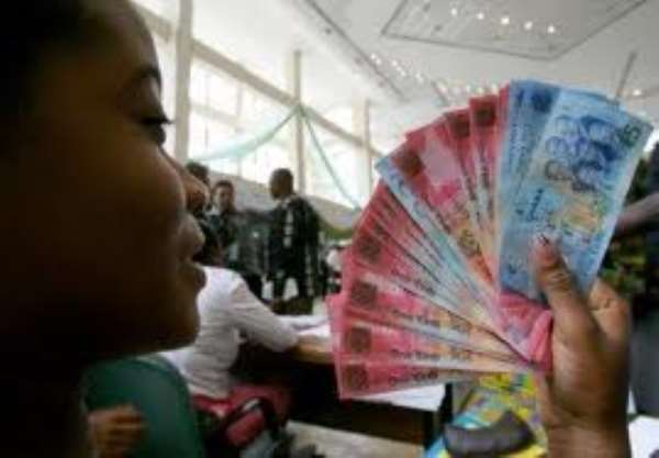 Low deposits hit Ghana's financial services industry