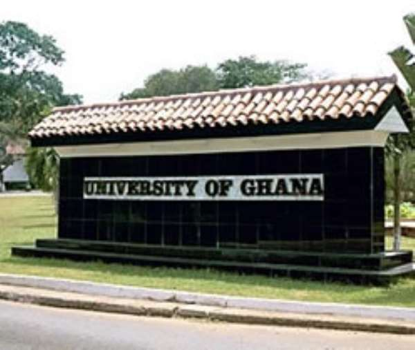 University Of Ghana: Students To Pay 2016/2017 Fees As Parliament Fails To Approve Fees For 2017/2018 Academic Year Several Months On