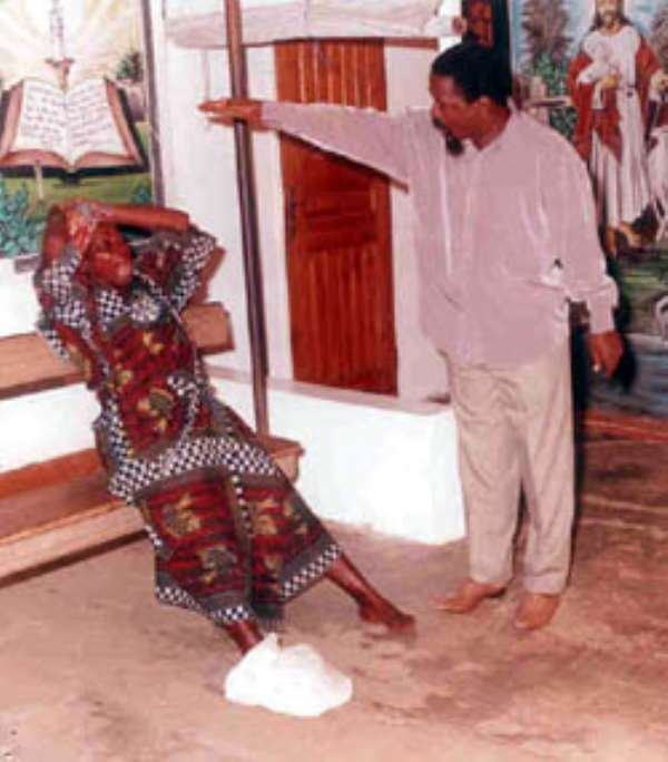 MYSTERY DEATHS AT T.B. JOSHUA'S SYNAGOGUE