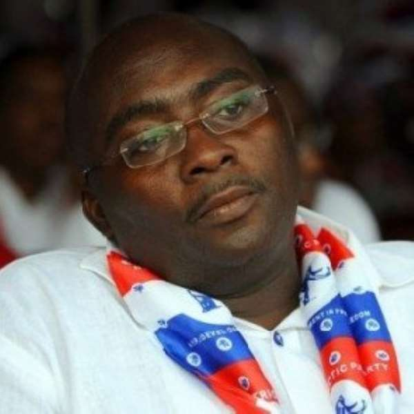 Is Dr. Bawumia the stink-bug in the NPP's political cabal?