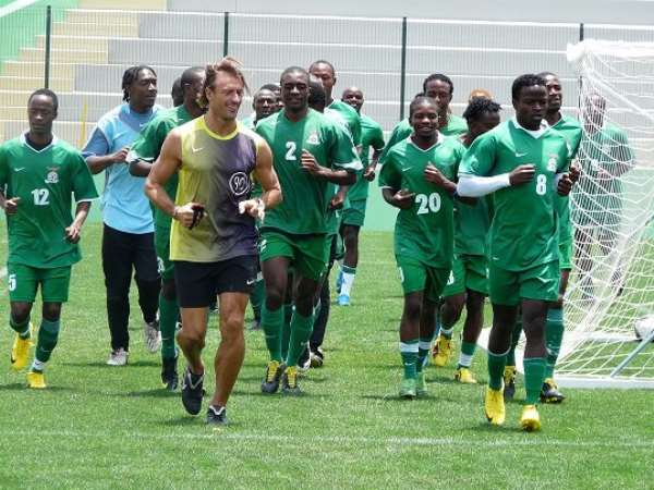 Zambia get the nod to play biggest game in history