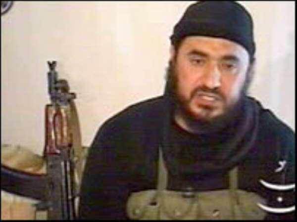 Zarqawi killed in Iraq air raid