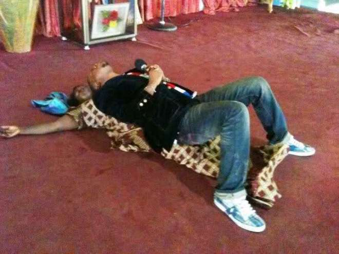 8. Bishop Daniel Obinim In One Of His Healing Sessions