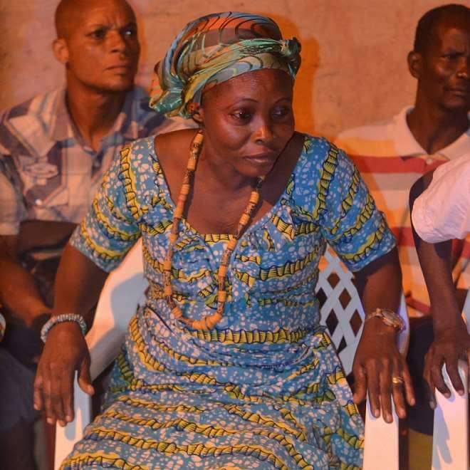Obaahemaa Nana Ago, Queenmother of Benaho