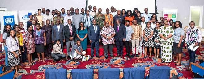 Undp Gh Dialogue Participants