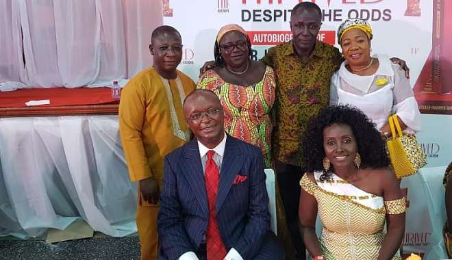 With The Asu Branch At Legon