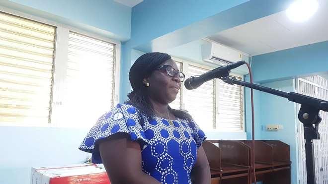 Ama Acheampomaa Badasu (current headmistress)