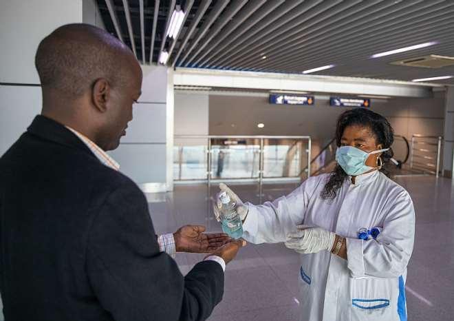 Republic Of Congo Airport - 3