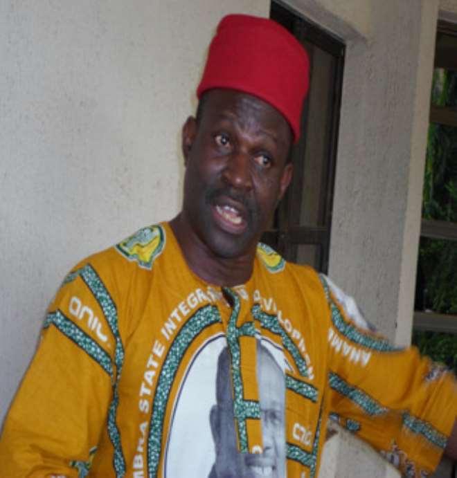 Hon. Shedrack Anakwue, Anambra State Factional Chairman Of APGA, Loyal To Chief Maxi Okwu