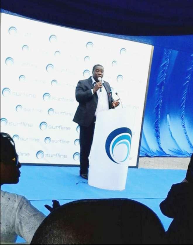 Surfline Launches Fastest Internet Service On Ghana's ...