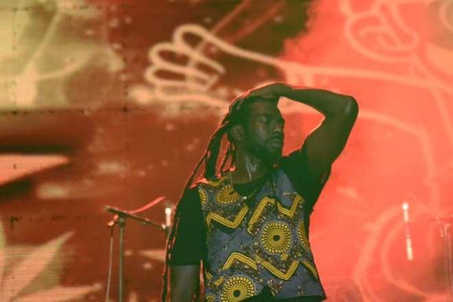 Buju Banton Concert - Image Credits - Dj Niche 254