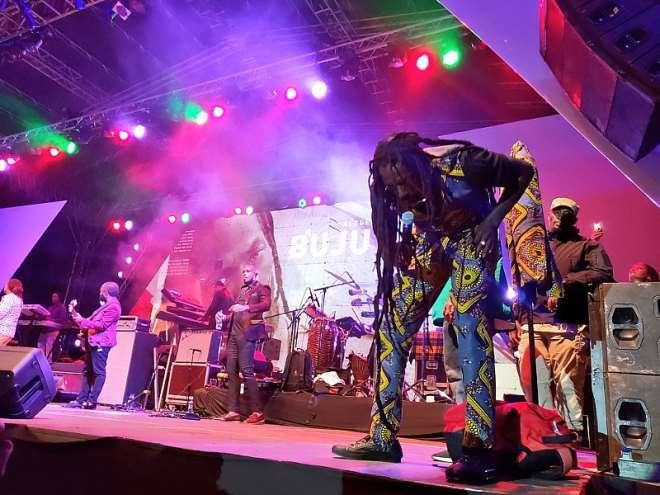 Buju Banton Concert - Image Credits - Boniface Mwangi