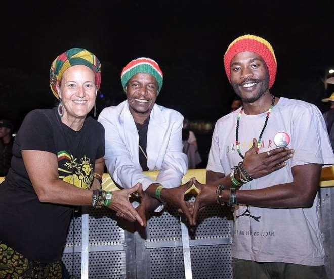 Buju Banton Concert - Image Credits - Nrg Radio 7