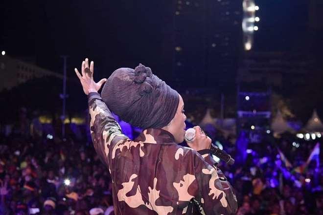Buju Banton Concert - Image Credits - Nrg Radio 2