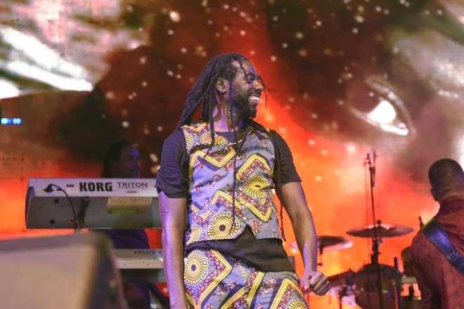 Buju Banton Concert - Image Credits - Proovan 1