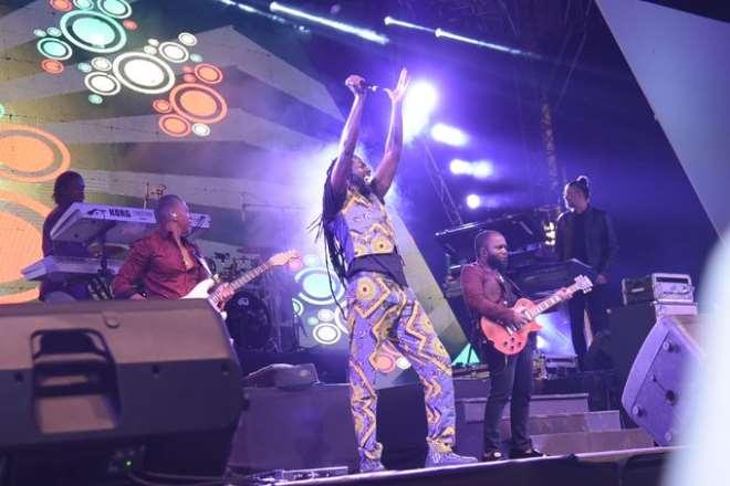 Buju Banton Concert - Image Credits - Proovan 2