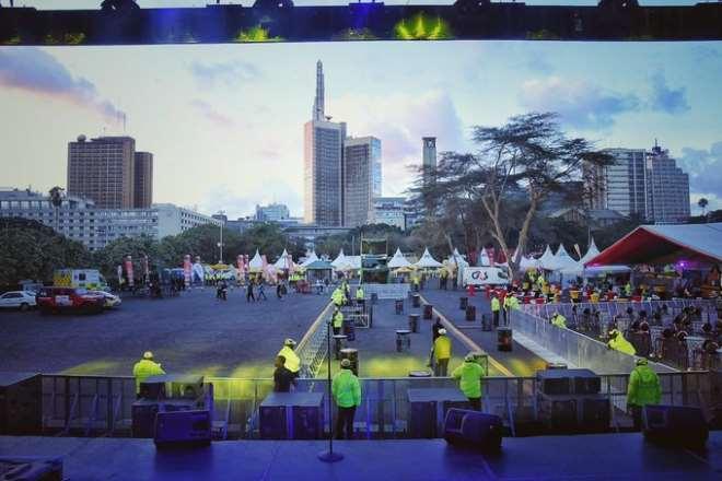Buju Banton Concert - Image Credits - Nrg Radio 10