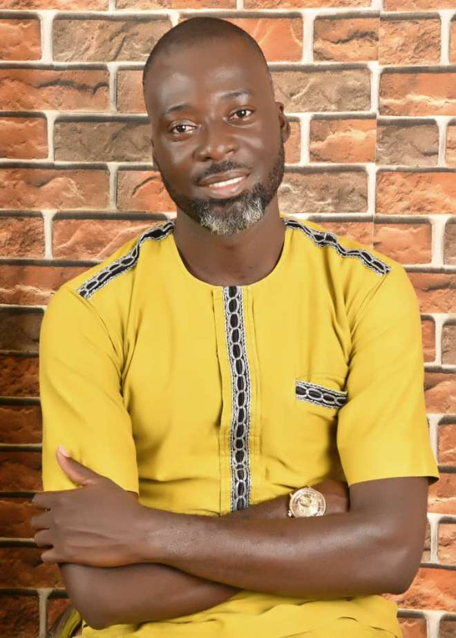 Mr. Kwadwo Atta Appeakorang, group leader, Save the Nation for Future Leaders