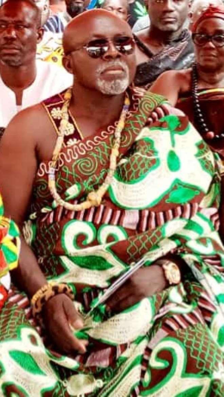 Opanin Kwaku Frimpong, Former Chief Of Atweasin