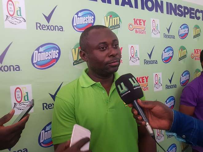 Henry Herbert Malm is Head of Communications and Sustainability (Unilever Ghana)