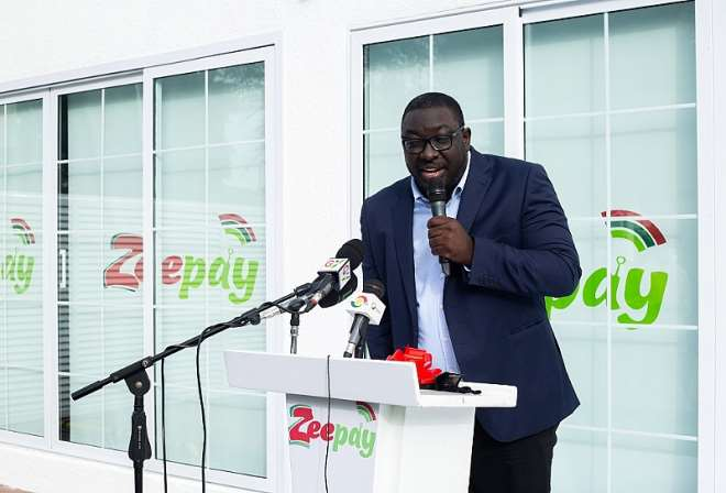 3302021114320-0g830n4yyt-andrew-takyi-appiah-md-of-zeepay-delivering-his-address-at-the-unveiling-of-the-zeepay-fintech-campus