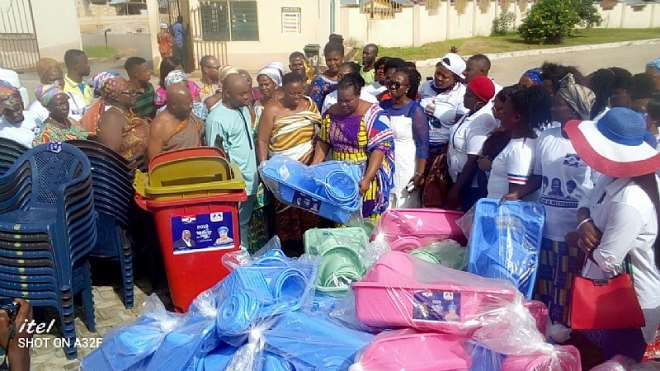 516201912659 swnaqedq5k npp womens wing celebrate mothers day with new mothers in volta and oti 2