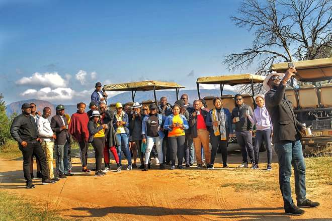 Team At Game Drive At Entabeni Game Reserve.jpeg