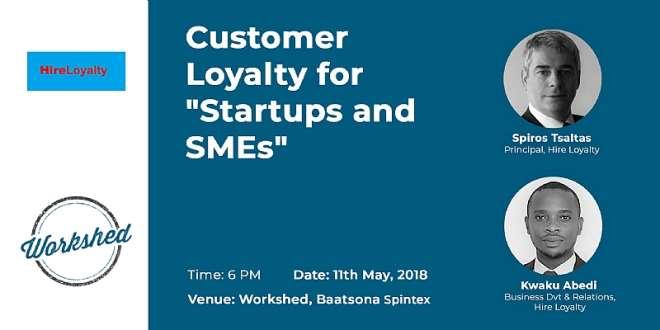Customer Loyalty Eventbrite