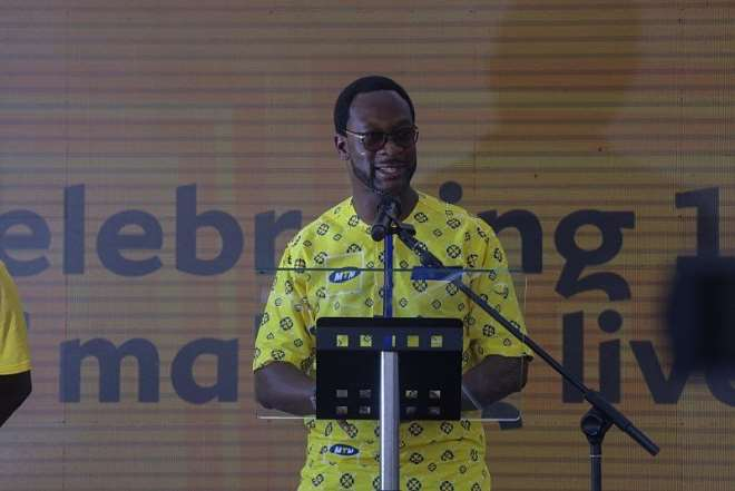 612201982338 sxnaredq5k ceo mtn selorm adadevoh addressing the audience
