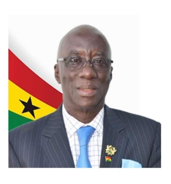 Prof. Samuel Amoako, Consular General, Ghana Mission, NY - USA