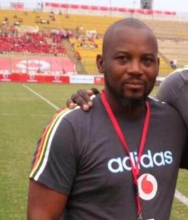 Coach Eben Sefa