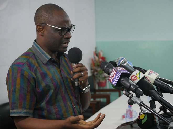 Country Director Oxfam In Ghana, Tijani Hamza