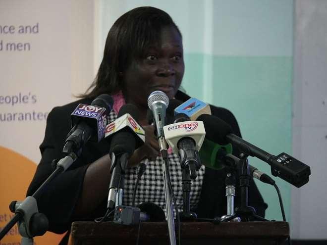 Harriet N- Agyemang, Senior Programmes Officer, Send Ghana