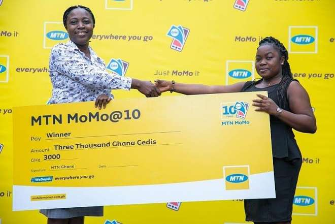 711201954631 vaqdtgfssn a winner takes her cheque of 3000