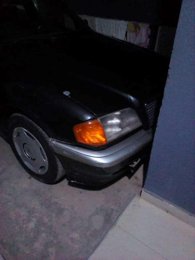 Yanked Benz